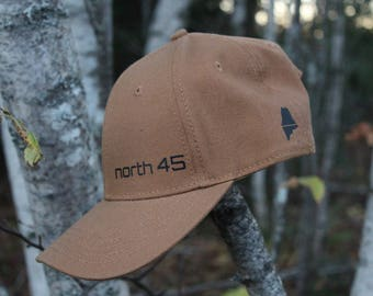 North 45  - duck canvas hat