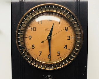 Vintage Telechron Household Clock Model 8B53