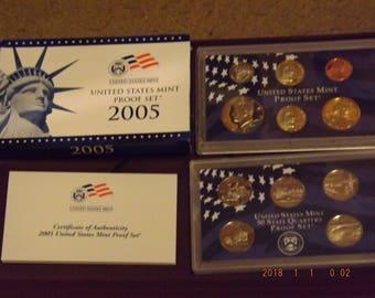 2005 U.S. Proof Set