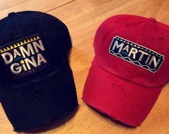 Martin Damn Gina Strapback Hat