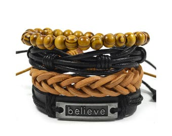 The Believer Bracelet Set