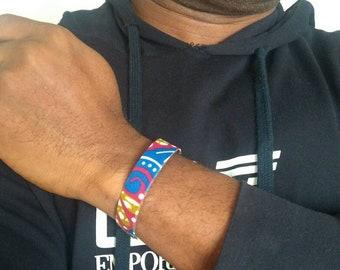 Wax unisex bracelets