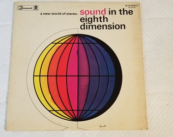 Sound of the Eight Dimension 1965