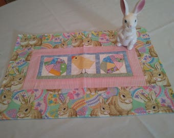 Easter table doiley