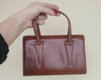 Genuine Leather Handbag 60