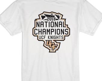 UCF Knights Shirt, UCF Shirt, UCF Knights National Champions Shirt, The Real Champions, Ucf Knights, Perfection, Ucf Knights 2018