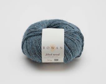 Rowan felted Tweed 194-Delft