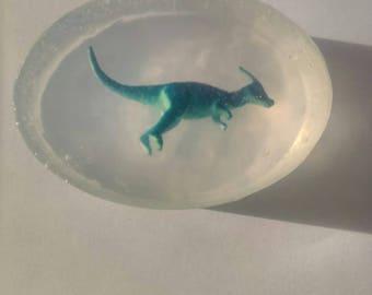 Dinosaur Soaps