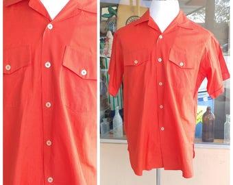 Vintage Mark Twain Coral shirt