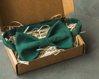 Handmade bow tie for men
