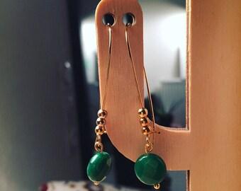 Opal N2 earring
