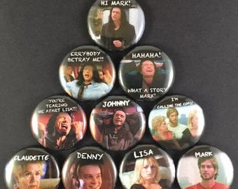 "The Room 1"" Button Pin lot Tommy Wiseau"