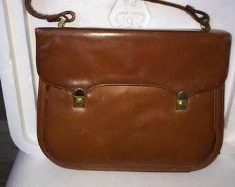 Leather purse, vintage Surrey Original