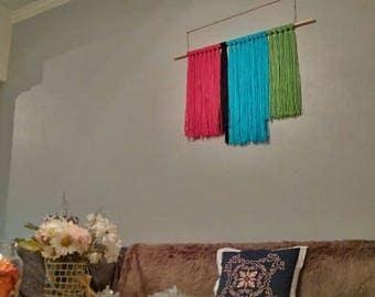 Modern Boho Wall Hanging Bohemian Tapestry