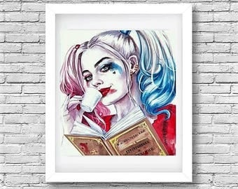 Harley Quinn Digital Download