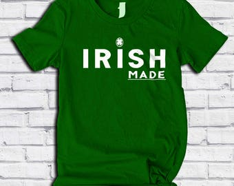 Irish Made Tee