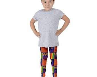 Kente II Kid's leggings