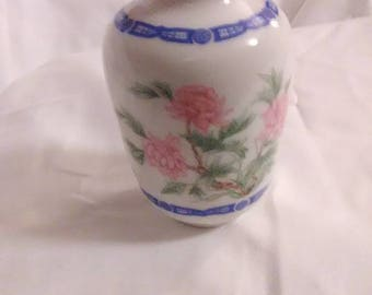 Vintage miniature vase.  Made in Japan