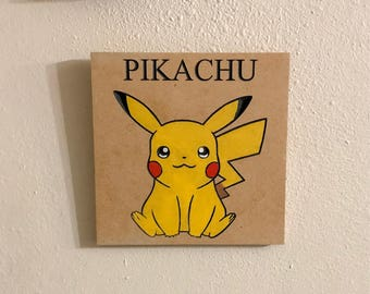 Pokemon: Pikachu Decor