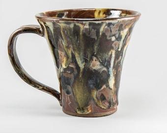 Stoneware Coffee or Tea Mug