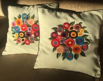 Julianne's Decorative Pillowcase
