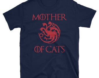 Cat Lovers Shirt - Mother of Cats Hot 2017 T-Shirt