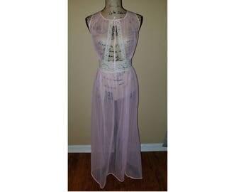 Vintage Lingerie Dress, Boho Chic, UNIQUE!