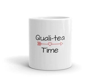 The Quali-tea Time Mug