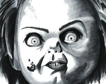 Chucky 11x17
