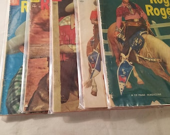 Roy Rogers comic books 9