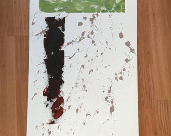 Original Oil Painting - Abstract Art