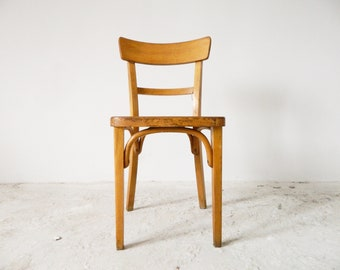 Thonet Chair/50 years chair/wooden chair/vintage chair/Old chair wood/mid century chair