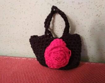 handbag, handbags for dolls, handbag for Barbie