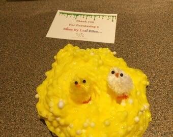 Easter floam slime uk 3 FOR 2 ON SLIMES