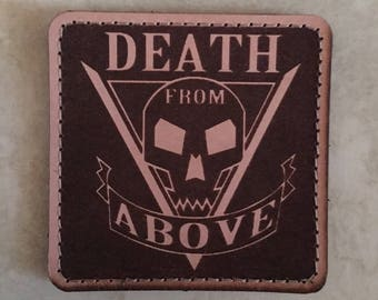 Death from Above Morale Patch