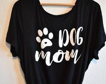 Dog Mom Slouchy Tee
