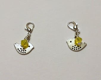 Chick Hearing Aid Charms