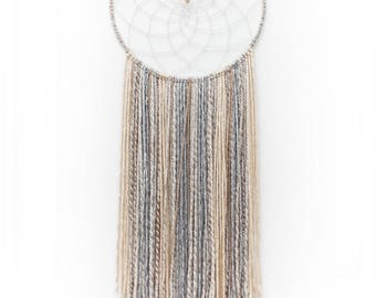 Large Neutral Dreamcatcher
