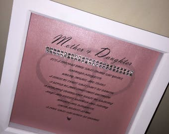 Mother & Daughter Box frame