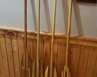 Canoe Paddles, designer paddle, canoeing, outdoor tools