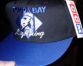 Classic ccm Tampa bay lightning hat