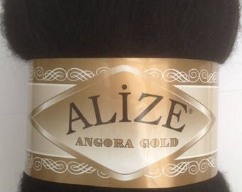 Alize Angora Gold - 60 Black