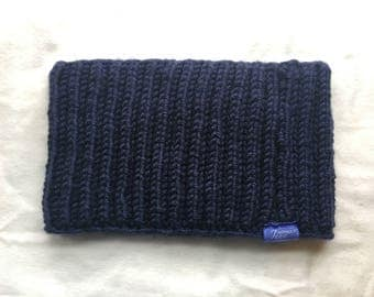 Chunky knit, cowl, infinity scarf, neck warmer, wool, tube scarf, rib, winter accessories