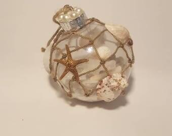 Seashell ornament