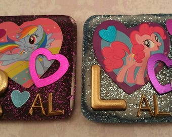 My Little Pony X-Ray Markers, XRay, Markers, X, Ray, Markers, Radiology, Rad Tech Markers, Rad, Tech