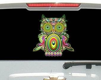 Psycodelic Owl Hypnotize
