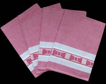 Large French Tea Towels 100% Cotton