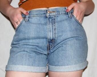 Vintage 90's Levi Shorts