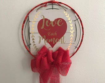 Beautiful Wall Decor - Valentine's Day