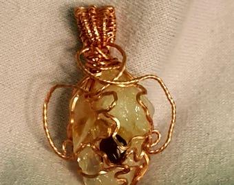 Primal Love pendant